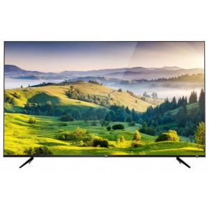 Телевизор TCL L43P6US 4K UltraHD SMART Черный Сверхтонкий в Цветочном фото