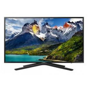 Телевизор Samsung UE49N5500 Smart Black в Цветочном фото